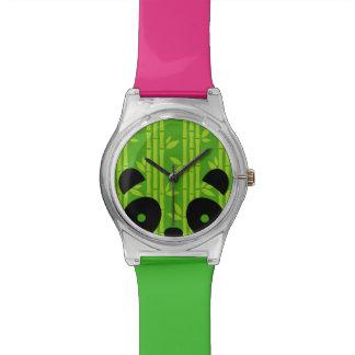 panda_bamboo watch