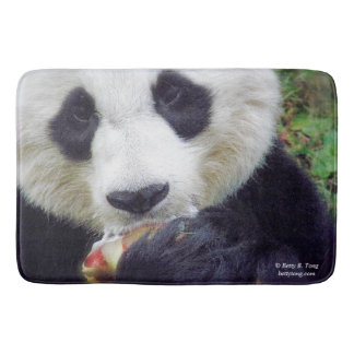 Panda Bathroom Mat