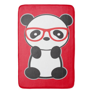 Panda Bathroom Rug