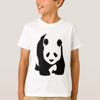 Panda bear animated T-Shirt