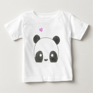 Panda Bear Baby Shirt
