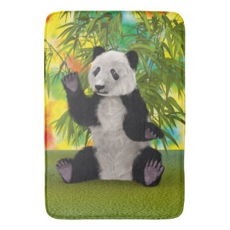 Panda Bear Bath Mat