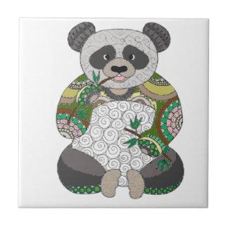 Panda Bear Ceramic Tiles