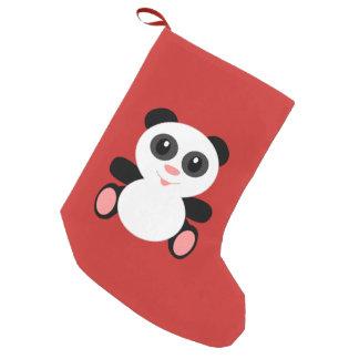 Panda Bear Christmas Stocking