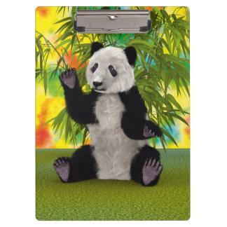 Panda Bear Clipboard