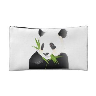 Panda Bear Cosmetic Bag