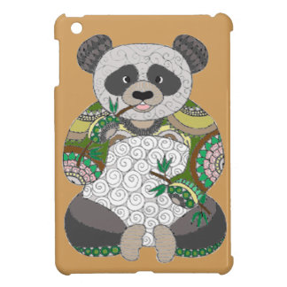 Panda Bear Cover For The iPad Mini