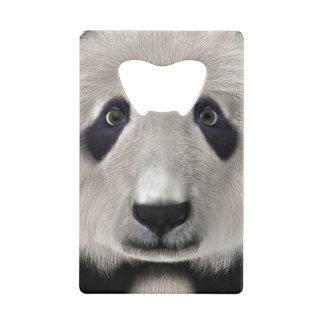 Panda Bear Credit Card Bottle Opener