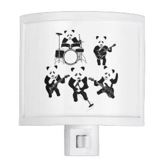 Panda Bear Cute Band Night Lights