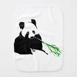 Panda Bear Designs on Baby cloths