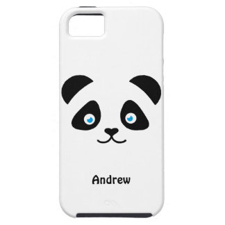 panda bear face case for the iPhone 5