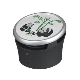Panda Bear Family Bluetooth Speaker