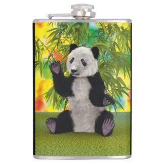Panda Bear Flasks