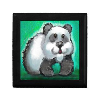 Panda Bear Gift Box