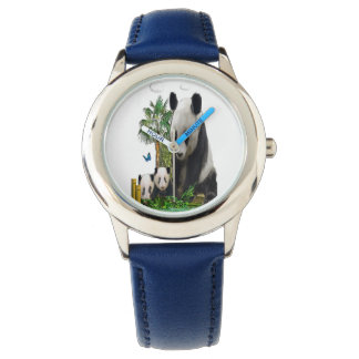 Panda bear gifts wristwatch