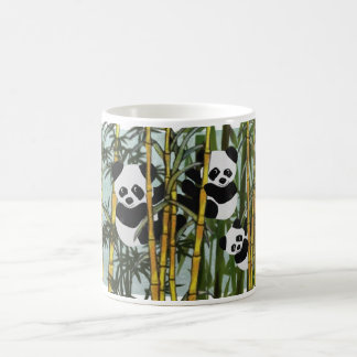 Panda Bear Habitat Coffee Mug