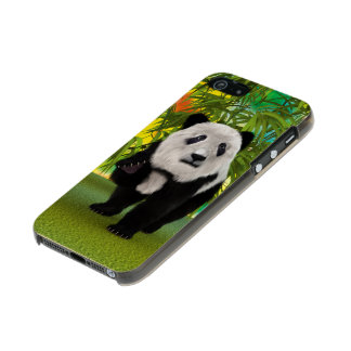 Panda Bear Incipio Feather® Shine iPhone 5 Case