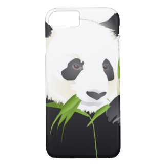 Panda Bear iPhone 8/7 Case