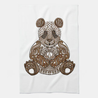Panda Bear Kitchen Towel