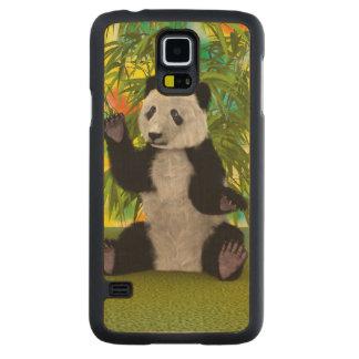 Panda Bear Maple Galaxy S5 Case