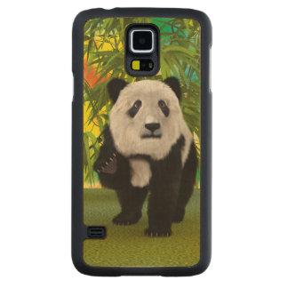 Panda Bear Maple Galaxy S5 Slim Case