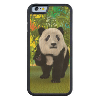Panda Bear Maple iPhone 6 Bumper
