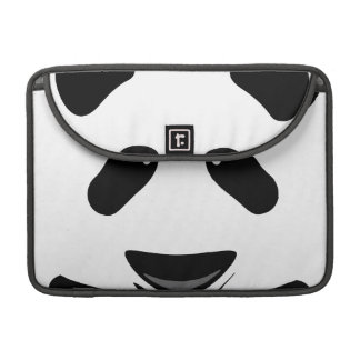 Panda Bear Modern Sleeves For MacBook Pro