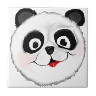 PANDA BEAR ORIGINAL ART TILES