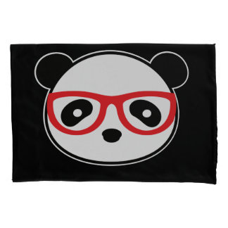 Panda Bear Pillow Case - Leon the Panda