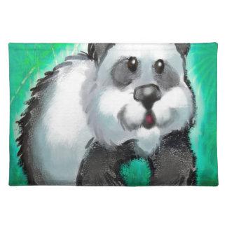 Panda Bear Placemat