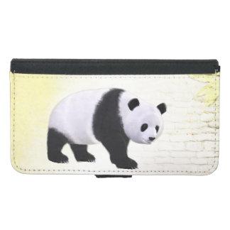 Panda Bear Samsung Galaxy S5 Wallet Case