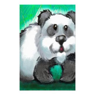 Panda Bear Stationery