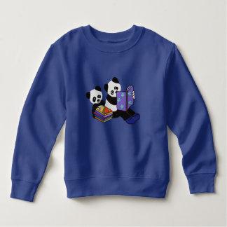 Panda Bear Storytime Sweatshirt