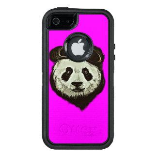 Panda Bear Style OtterBox iPhone 5/5s/SE Case