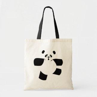 Panda Bear! Tote Bag