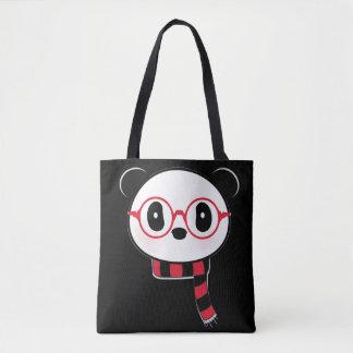 Panda Bear Tote Bag - Leon The Panda Bear