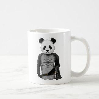 Panda Bear Viking Coffee Mug