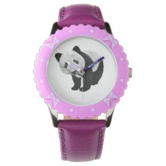 Panda Bear Wristwatches