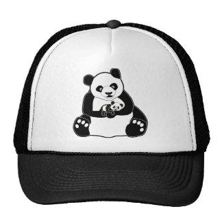 Panda Bears Trucker Hat