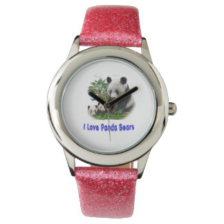 panda beras wristwatch