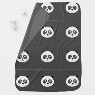 Panda Blanket Swaddle Blankets