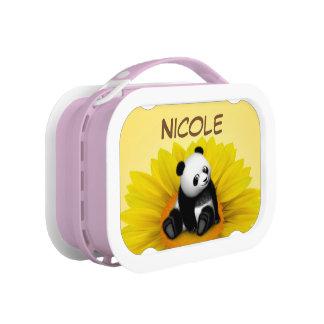 Panda Bon Bon Lunchbox