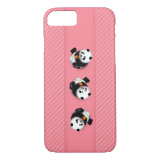 Panda Bon Bon Mate Barely There I-Phone Case