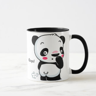 Panda Boo Mug