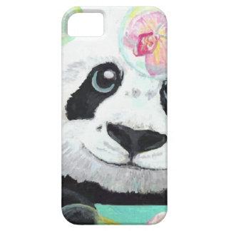 Panda Bubbles iPhone 5 Cover