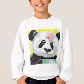 Panda Bubbles Sweatshirt