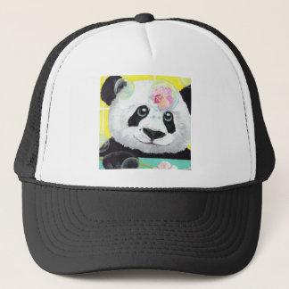 Panda Bubbles Trucker Hat