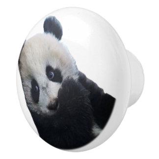 Panda Ceramic Knob
