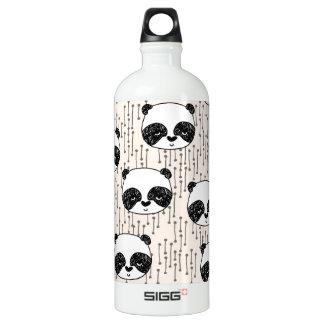 Panda - Champagne Black White / Andrea Lauren