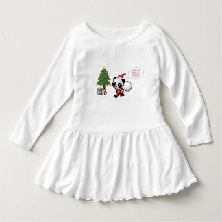 Panda Claus Dress